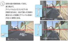 絵を描く人は必見かも※英語の解説のみだった「背景パースに合わせたキャラ配置」のツイートが、日本語訳にされたので差し替えて更新しました。