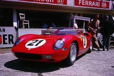 Ferrari 250P Le Mans 1963 Maintenance/restoration of old/vintage vehicles: the material for new cogs/casters/gears/pads could be cast polyamide which I (Cast polyamide) can produce. My contact: tatjana.alic@windowslive.com