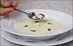 Classic French Cream of Cauliflower Soup (Crème ou Velouté Dubarry)