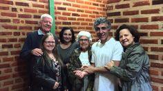 Casa Nova Tiguera Inauguração Célia José Geraldo Regina Maria Liliam...