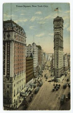 The Great Theatre Massacre of Five Broadway Stages Faced the Wrecking Ball for a Marriott 42nd Street, New York Street, New York City, Old Photos, Vintage Photos, Vintage Postcards, Paris Skyline, New York Skyline, New York Buildings