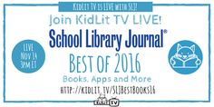 Best of 2016 Books, Apps, and More! TUNE IN Monday, November 14 at 3:00 PM ET From picture books to...  Read more »