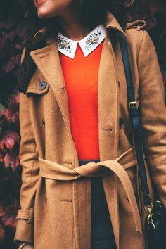 Sarah Vickers Classy Girls Wear Pearls - Sarah Vickers Street Style