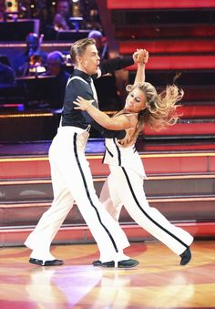 Dancing With The Stars: All-Stars Week 10 Derek and Shawn  --My favorite dance from Derek and Shawn!(: