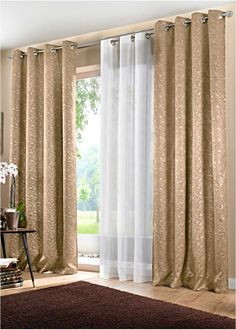 Living Room Decor Curtains, Home Curtains, Modern Curtains, Window Curtains, Curtain Styles, Curtain Designs, Curtain Ideas, Beautiful Living Rooms, Living Room Modern