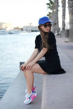 Nikes by the Sea - Frassy