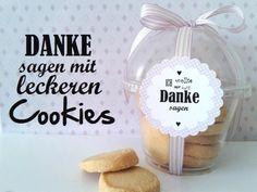 ★ Cookies to go ★ Geschenkbecher nach Wunsch! ★
