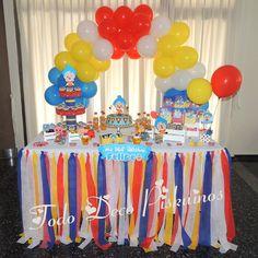 Plim Plim Birthday Party Ideas Carnival Birthday, Baby Birthday, 1st Birthday Parties, Birthday Cake, Carnival Themes, 1st Birthdays, Cake Smash, Holidays And Events, Birthday Candles