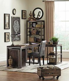 Kameron Writing Desk - Computer Desks - Home Office - Furniture | HomeDecorators.com