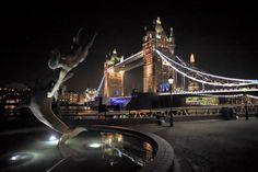 500px / Tower bridge, London by Angelo Ferraris