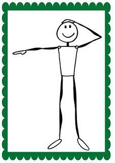 Όλα για το νηπιαγωγείο!: Μουσικά Αγάλματα Kindergarten, Banana Art, Physical Education, Human Body, Physics, Learning, Character, Activities, Teaching Materials