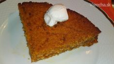 Vegetariánsky Kibbeh z tekvice - Sefkuchari. Cornbread, Vanilla Cake, Ale, Ethnic Recipes, Desserts, Food, Bulgur, Postres, Ale Beer