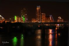 Austin Skyline by wyojones, via Flickr