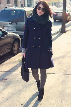 Grey Tights, Coat, Jackets, Fashion, Down Jackets, Moda, Sewing Coat, Fashion Styles, Peacoats