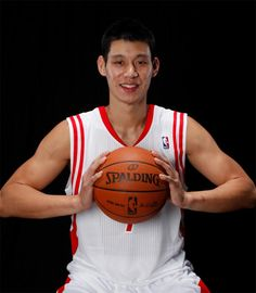 2012 Media Day - Jeremy Lin