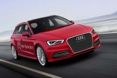 Audi to Reveal A3 e-tron Electric Hybrid Concept in Geneva - EVWORLD.COM