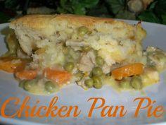 Chicken Pan Pie