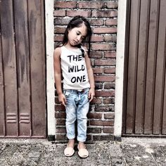 Petitbo ~ Boyfriend jeans ~ Kids fashion