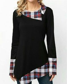Shop Women's Tees & T-shirts Online . Shop Women's Tees & T-shirts Online Cheap Womens Tops, Trendy Tops For Women, Sewing Clothes, Diy Clothes, Diy Fashion, Fashion Outfits, Womens Fashion, Trendy Outfits, Trendy Fashion