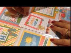 Pocket Letter Process Start to Finish with Tips and Tricks Each card in each pocket is ATC-sized...
