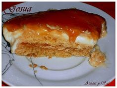 Gosua o Pastel Vasco Delicious Desserts, Yummy Food, Galette, Cupcake Cakes, Cravings, Cheesecake, Deserts, Food And Drink, Favorite Recipes