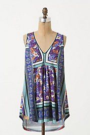 jarmila tunic - anthropologie