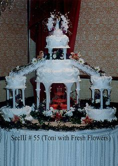 120 Best Elegant Wedding Cakes Images Elegant Wedding Cakes