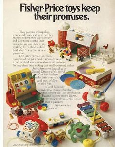 I still have some of these that my kids played with and now my grandkids...They last and last! :)