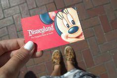 Disneyland! and Steve Madden Ecentric