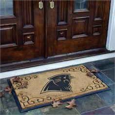 Carolina Panthers Doormat Door Mat
