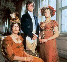 Caroline ,Charles e Louisa Bingley