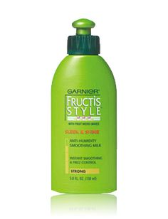 Use this in my hair with the same shampoo and conditioner. Makes my hair amazingly smooth and unfrizzy! Love it!