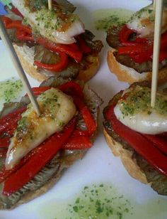 Salad Recipes, Healthy Recipes, Dinner For One, Canapes, Tostadas, Sin Gluten, Caprese Salad, Chutney, Catering