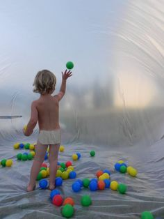Play At Home Mom LLC: Bubble Boy