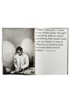 i-D Vivienne Westwood Book