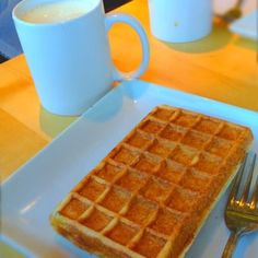 Patisserie Lebeau (waffle shop) - Vancouver, BC