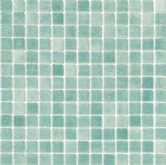 Recycled Glass Tile Fog Caribbean Green for kitchen backsplash, bathroom, shower, and swimming pool. Order a free sample swatch today!