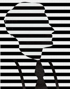 illustration Source by zickesparks Illusion Drawings, Illusion Art, 3d Art Drawing, Art Drawings, Op Art Lessons, Opt Art, Cool Optical Illusions, Art Plastique, Geometric Art