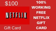 Netflix Gift Cards Freehere is a brand new website which will give you the opportunity to get Gift Cards. By having a Gift Card you will be given the opportunity to purchase games and other apps from online stores.