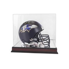 Ray Lewis Baltimore Ravens Autographed Full Size NFL Helmet