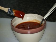 Learn how to make homemade barbeque sauce recipe. Combine all ingredients and simmer for 2 hours. This recipe can be canned immediately in hot sterile jars and sealed tight for future use.