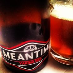 Meantime Yakima Red (4,1% / Irish Red Ale / Londres - Inglaterra) #cerveja #beer