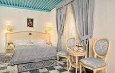 Deluxe Rooms of Hotel Raffaello Urbino www.albergoraffaello.com