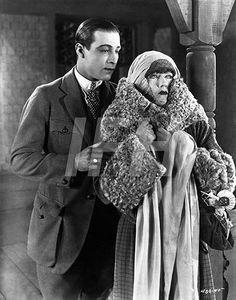 8x10 Photo Print From Negative - Rudolph Valentino Gloria Swanson (1922) #prn45