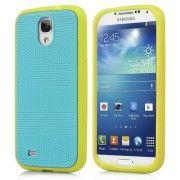 TOP-Shop | Ein Angebot von Comebuy Online Shop Dual Color Football Grain-weiche Gelee-Silikon-Kasten für Samsung Galaxy S4…Ihr QuickBerater