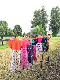 Back-to-school T-shirt dress DIY | Elske | www.elskeleenstra.nl | EASY #DIY #sewing
