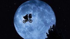 E.T. (1982) by Steven Spielberg