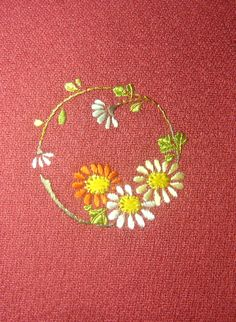 Japanese original Kazari-mon Embroidery #japan #traditional #embroidery