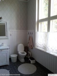 kodinhoitohuone,pönttö,vessa,wc:n sisustus
