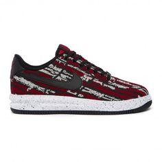 Nike Lunar Force 1 2014 Jacquard Qs 715733-600 Sneakers — Sneakers at CrookedTongues.com